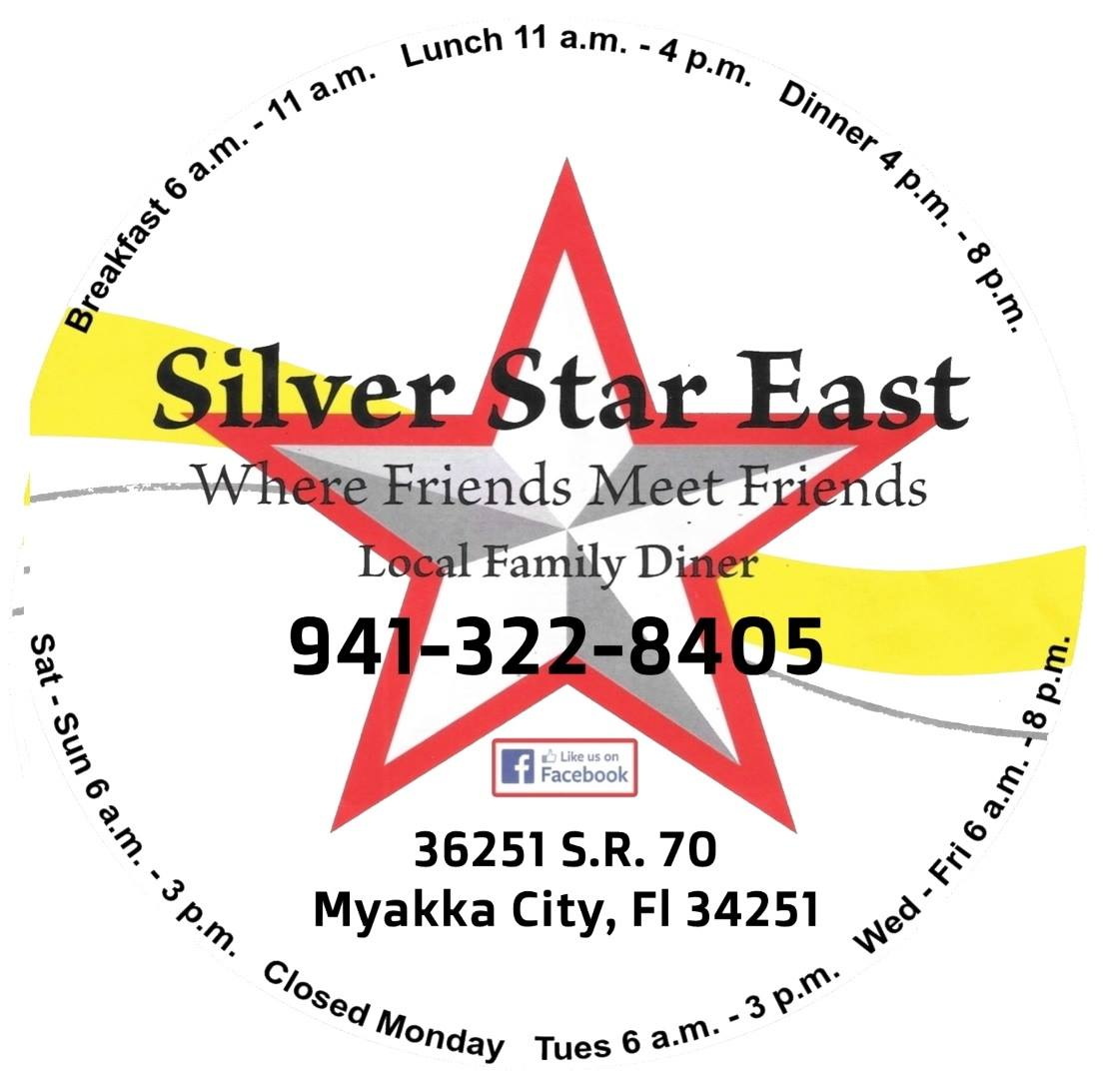 Silver Star East